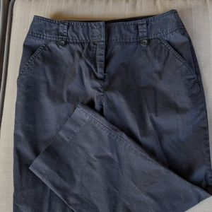 Charter Club cropped length pants 4P